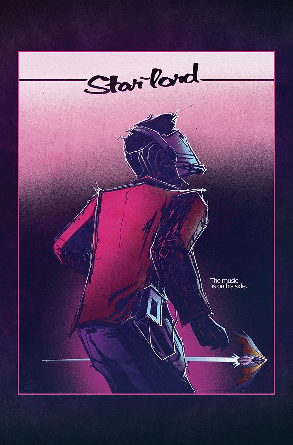 Star Lord ~ Footloose style!
