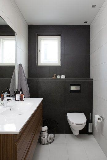 Kivitalon tyylikäs wc-tila, lisää ideoita www.lammi-kivitalot.fi