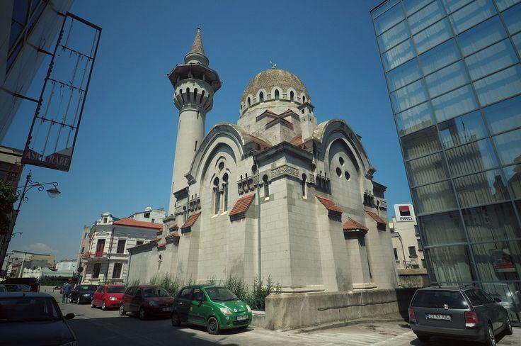 مسجد كونستانتسا - Constance