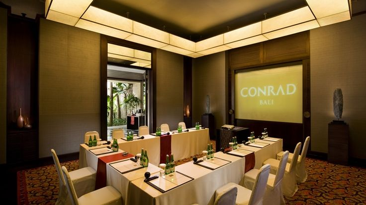 Conrad Bali Meeting Room