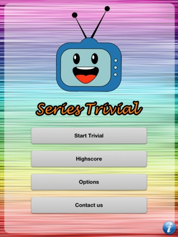 Are you mad for TV Series? This is the right App for you! $1.00