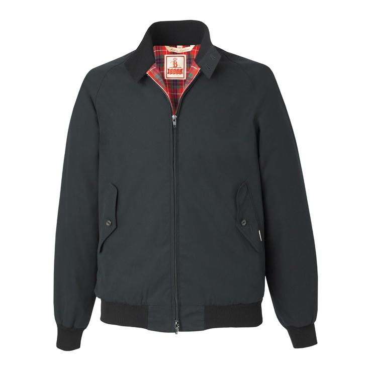 The real Harrington Jacket   'Made In England'