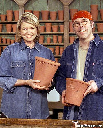 Terra-cotta is fragile, but you can repair your favorite cracked pot and prevent further damage by suturing it with brass or copper wire.To check a pot for flaws, gently tap it -- pots with even small surface cracks will make a thudding, rather than a ringing, noise.To repair a serious crack, potter Guy Wolff recommends swathing the crack on the pot's inside with a resinous epoxy such as PC7 before suturing it; for chips along the rim, use a latex tile grout. Tools and...