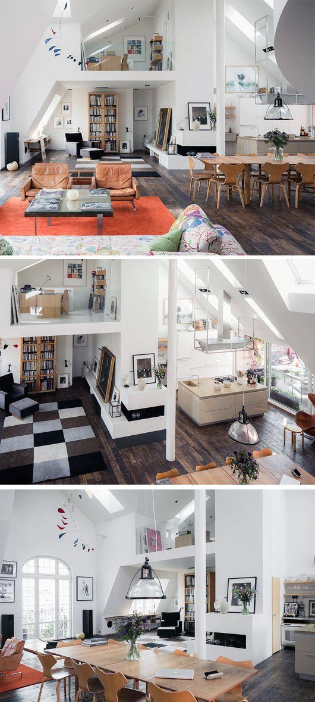 #Trendenser #loft #architecture