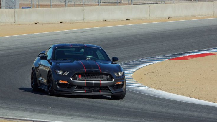 The 2016 Ford Shelby GT350 Mustang has the most powerful NA engine the company ever produced and the most track-capable chassis.  Read more: http://autoweek.com/article/car-reviews/2016-shelby-gt350-mustang-first-drive