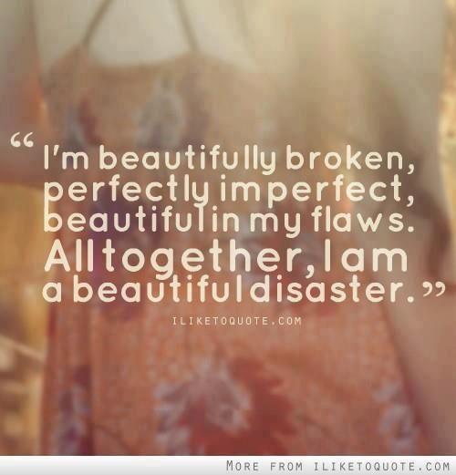 Beautiful Disaster......