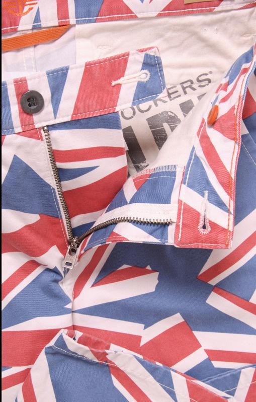 Dockers Limited Edition Union Jack Chinos Patriotic