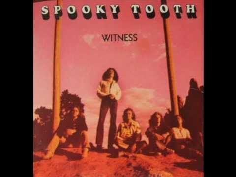 """▶ Spooky Tooth - """"Don't Ever Stray Away"""" - Spooky Tooth are an English hard rock, psychedelic rock band principally active, with intermittent breakups. Crucial to their sound was their instrumentation; they were one of the relatively few rock acts of the time to adopt the twin keyboard approach (both an organ and a piano player). The line-up: Mike Harrison (keyboards/vocals) Greg Ridley (bass guitar/vocals) Luther (Luke) Grosvenor (guitar/vocals) Mike Kellie, (drums) Gary Wright…"""