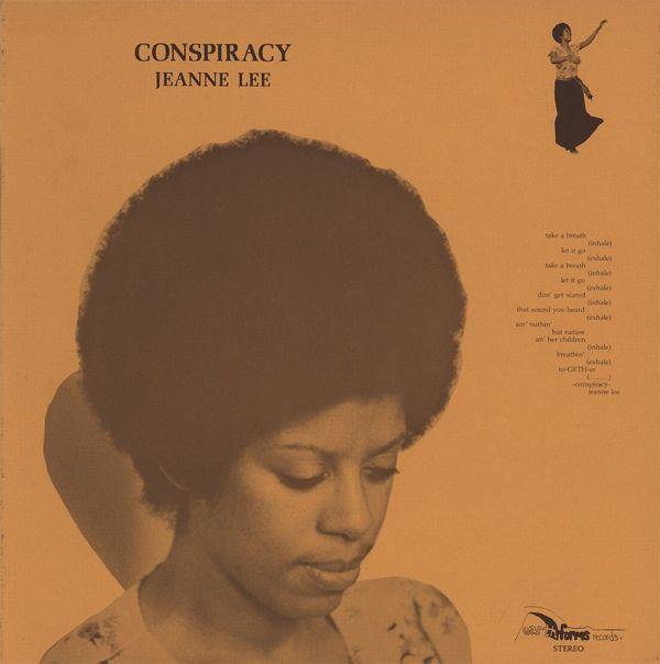 Jeanne Lee - Conspiracy