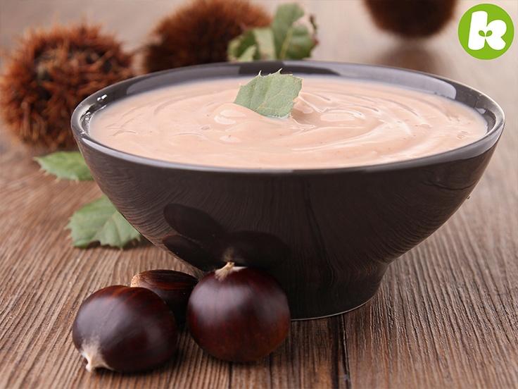 Maronen - Suppe