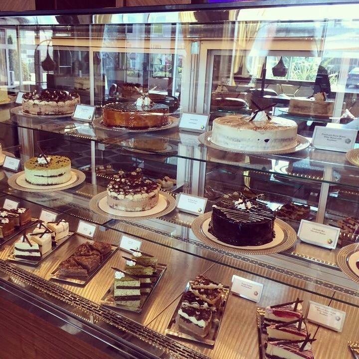 Herkese pasta tadında bir hafta dileriz!    We wish everyone a delicious week!   #sheratonbursa #betterwhenshared #deliciousweek #tatlıhaftalar #linkatsheraton #linkcafe