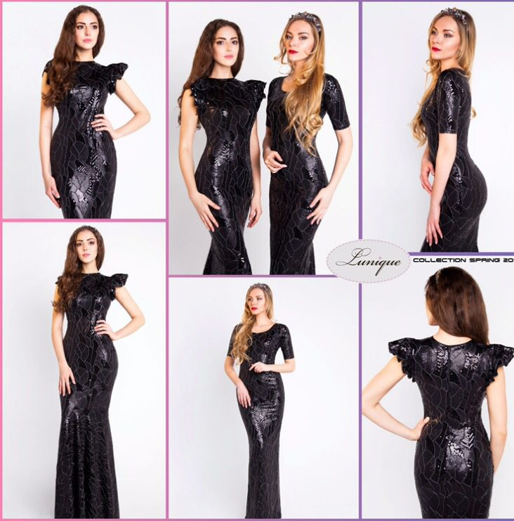 Вечерние платья Lunique