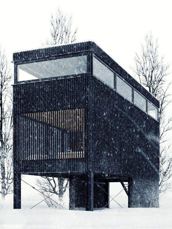Cabin by Rzemiosło Architektoniczne //
