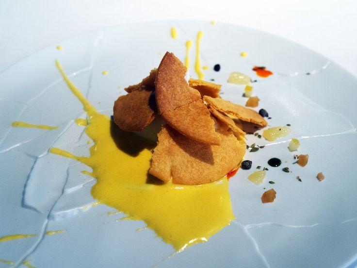 Bij De Wereld Draait Door vertelt chefkok Massimo Bottura het verhaal over de totstandkoming van zijn beroemde dessert 'Oops, I dropped the lemon tart'.