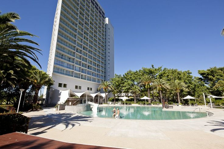 RACV Royal Pines - Resort Swimming Pool - Gold Coast Family Resort