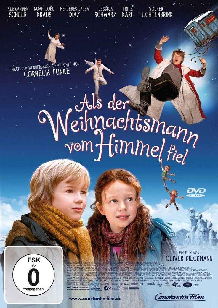 Nach Hause zum Weihnachtsfilm fahren