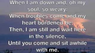 You Raise Me Up - Josh Groban With Lyrics, Via YouTube.