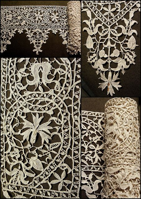 beautiful old lace                                                                                                                                                      More