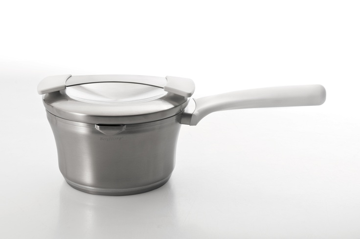 Auriga Stainless Steel Covered Saucepan by BergHOFF