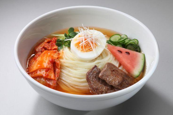 お試し 盛岡冷麺4人前 半生麺160g×4冷麺スープ35m×4 - 吉田製麺では ...