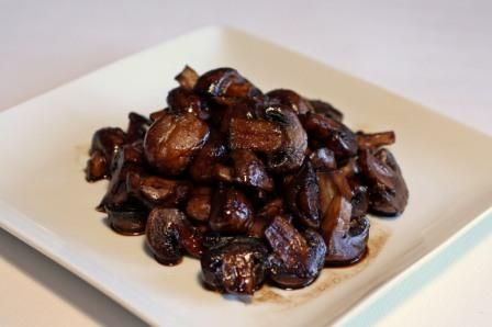 ... thyme and balsamic vinegar rosemary balsamic roasted mushrooms recipe