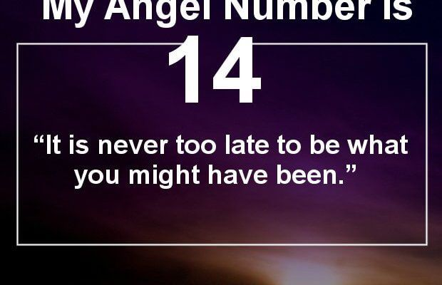 Angel Number 14 and its Meaning