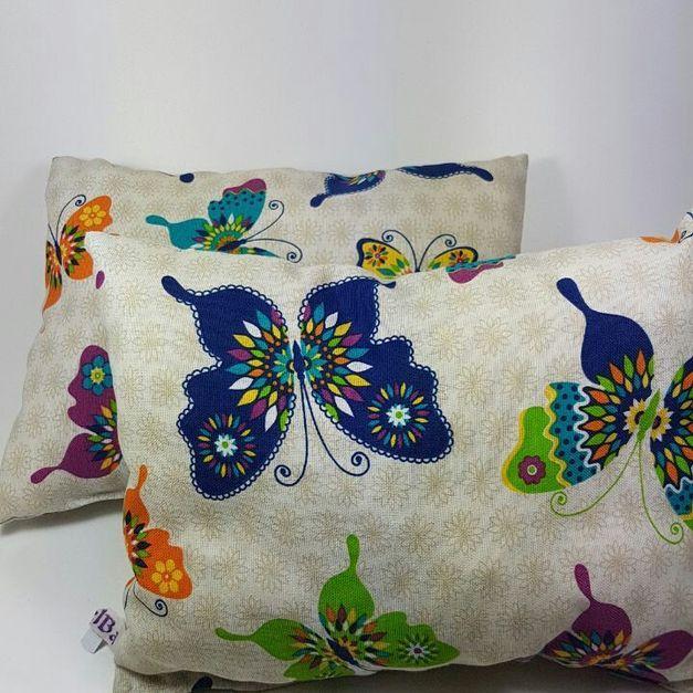 Neu Kissenset Schmetterling