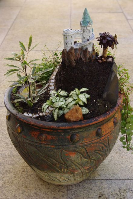 Best 25+ Indoor Mini Garden Ideas On Pinterest