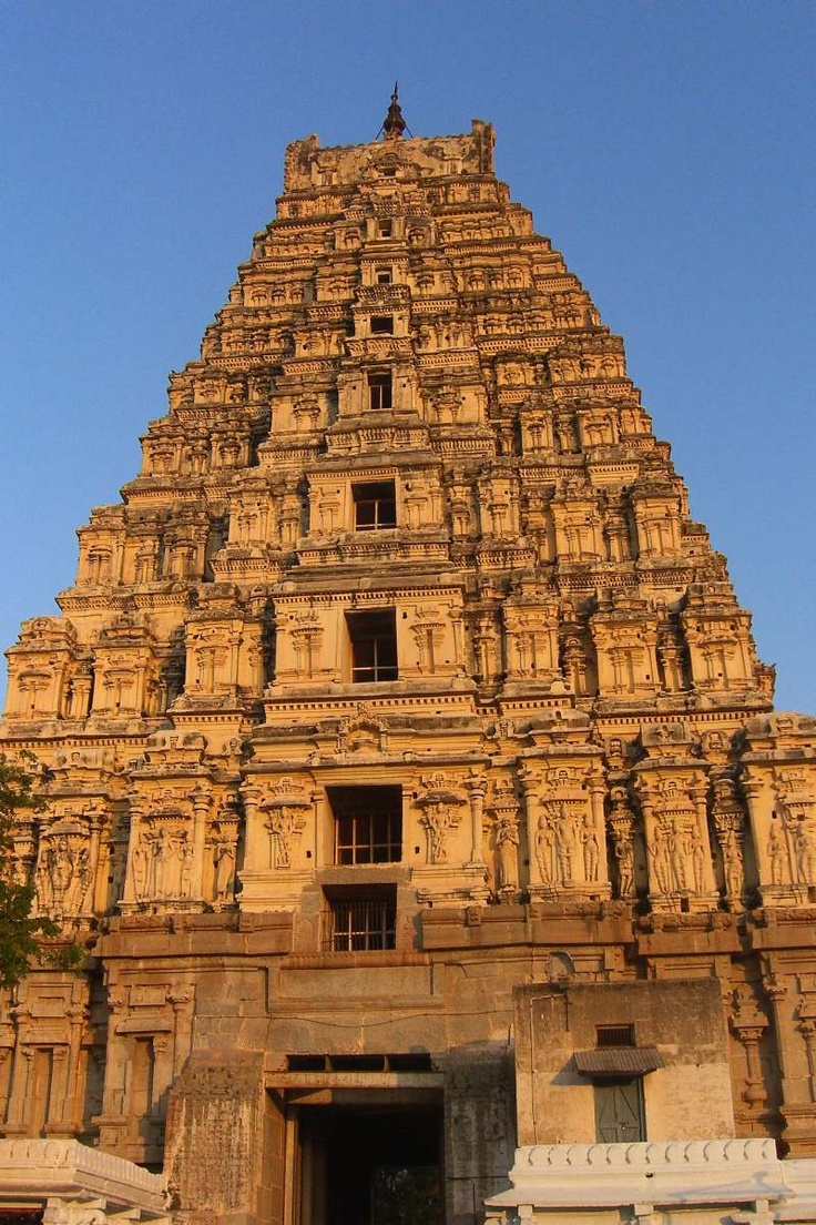 Hampi Temple | The Open Board | Pinterest | Temples and Hampi