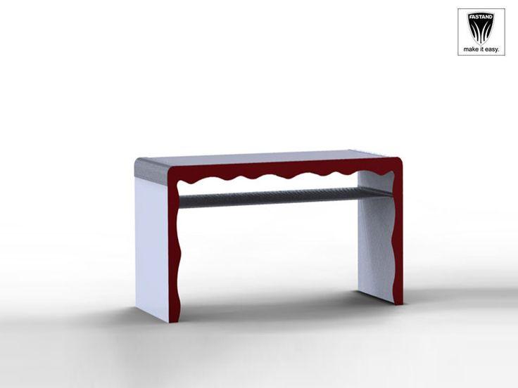O-ZERO, desk componibile e modulare facilmente. Realizzata in alluminio, che ne crea lo stile unico nel suo genere ( la caratterizzante stondatura) e pannelli di varie finiture ( vedi tabella). I 2 componenti uniti in modo semplice danno vita ad una serie di forme infinite e uniche. O-ZERO ha carattere giovane e nobile. Ideale per ambienti store, office e interior. La cornice colorata sul fronte, a richeista può essere cambiata e modificata.
