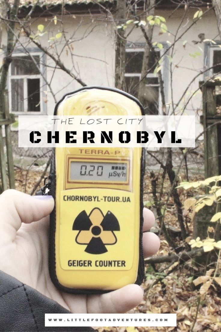 My visit to the lost city - Chernobyl was both interesting and sad.   I learned what happened in the disaster and the consequences of radiation exposure. Read more at www.littlefootadventures.com Chernobyl | Ukraine | Radiation  #Chernobyl #Radiation #Ukraine #Accident