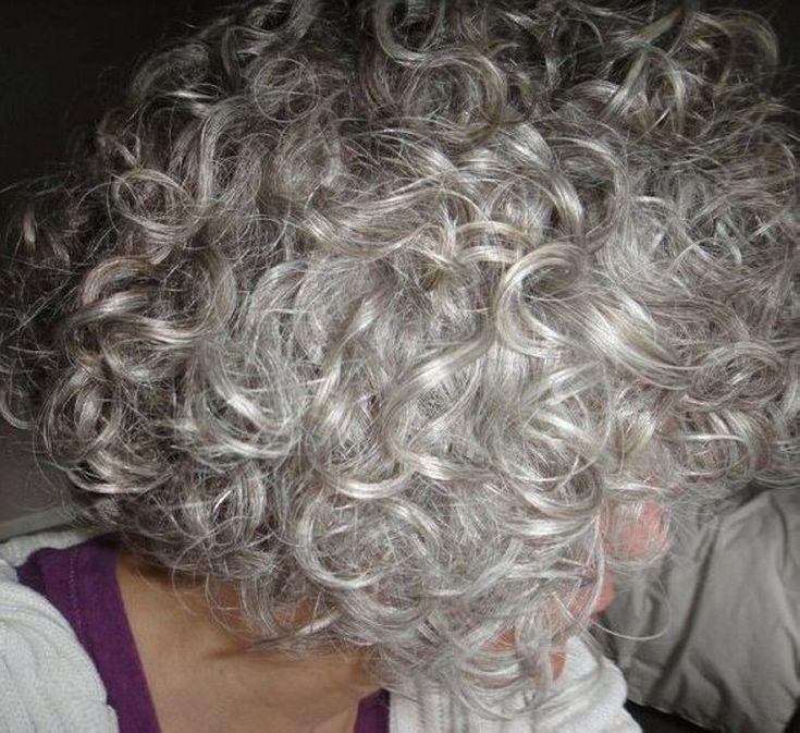 Grey Hair: grey hair profiles