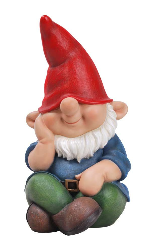 An Adult Garden Gnome Costume Have A Fun Effect For Any Occasion. Choose  The Right Adult Garden Gnome Costume And The Party Can Start!