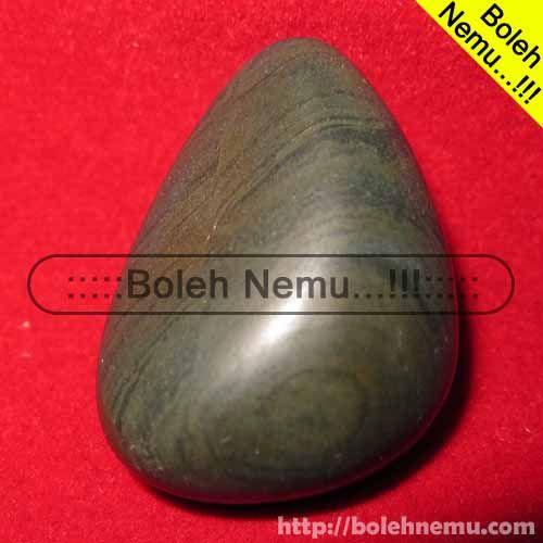 Batu Hijau Puser Bumi - #Gemstone #Batu #Puser_Bumi #Unik