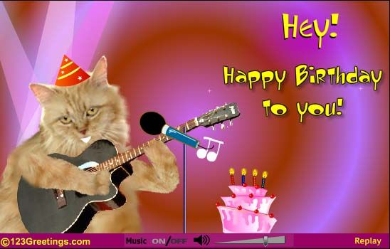 7 Best Cards Images On Pinterest Happy Birthday Greetings Happy