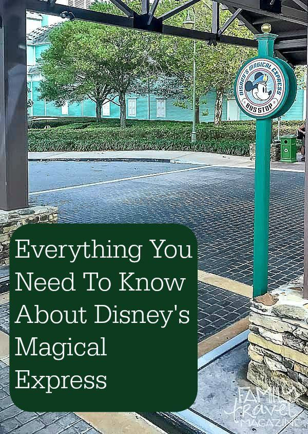 Everything that you need to know about Disney's Magical Express, including information about resort airline check-in.