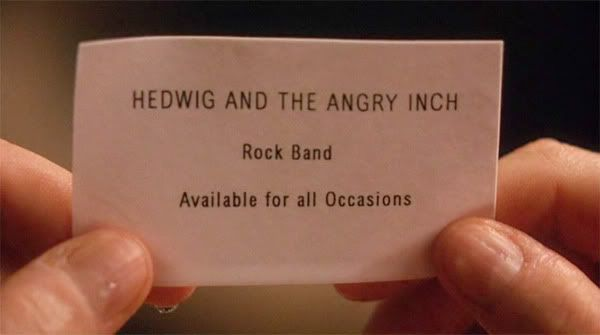 Hedwig and the angry inch movie analysis essay
