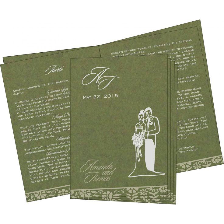 muslim wedding invitations mumbai%0A Green wooly floral themed  screen printed wedding invitations   ru    d