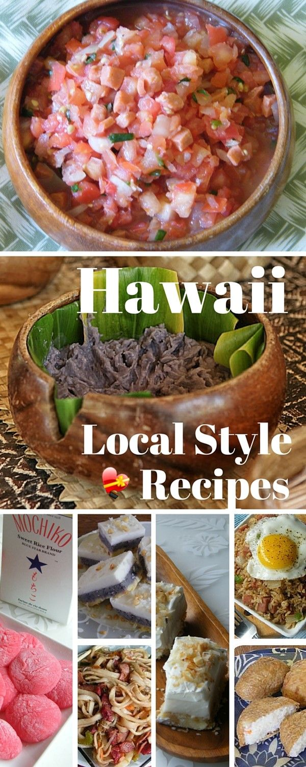 Traditional japanese wedding foods - Favorite Hawaiian And Local Style Recipes Tasty Favorite Dishes You Can Make Where Ever You