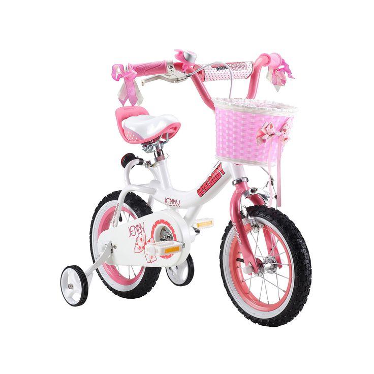 Royalbaby Jenny 16-in. Bike - Girls, Pink