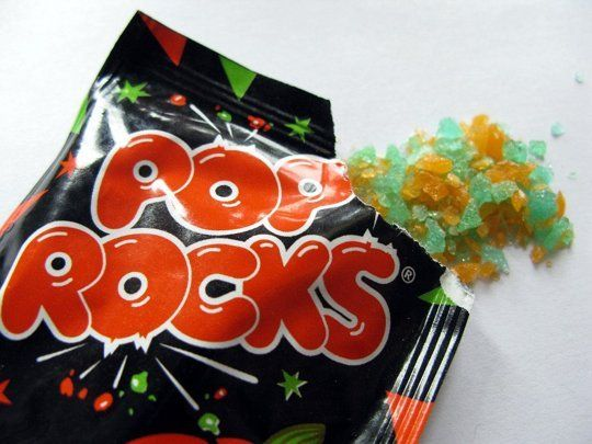 The Science Behind Pop Rocks Candy — We've Got Chemistry
