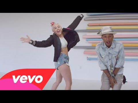 "Watch the Official Music Video for Pharrell's ""Come Get It Bae"" featuring Miley Cyrus • Highsnobiety"