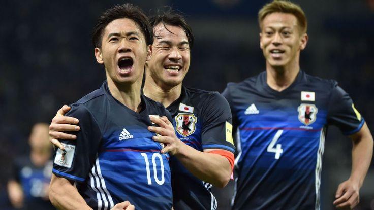 Keisuke Honda, Shinji Kagawa, Shinji Okazaki dropped by Japan