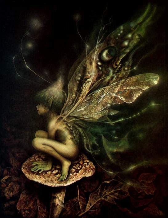 Brian Froud: Evil Creatures with Mischievous Grins