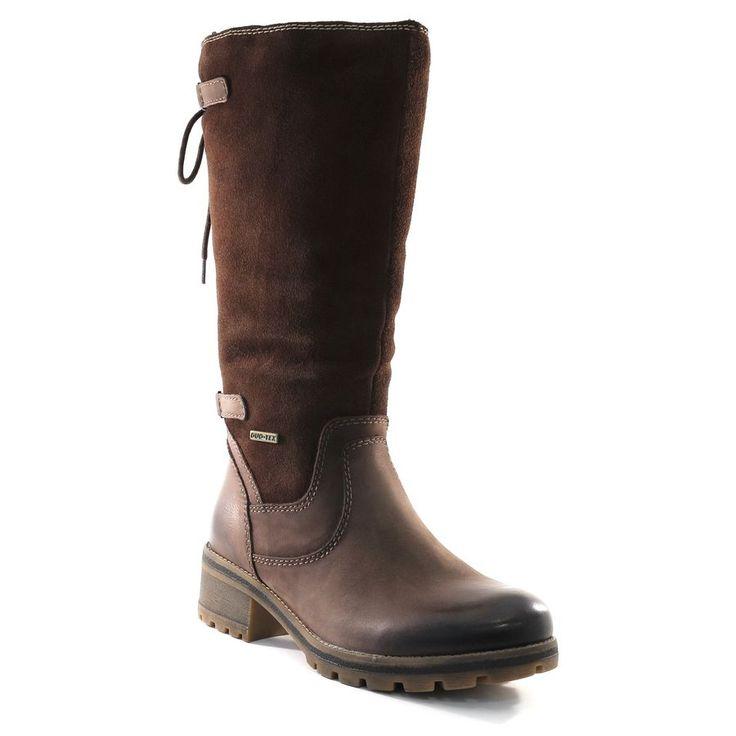 Tamaris Lace Back Boot 26534-23  Buy online at www.schoose.co.uk