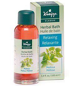 Kneipp Herbal Bath - 3.4 fl.oz. - Melissa by Kneipp. $19.00