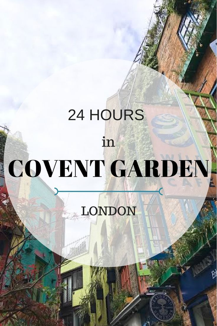 Heading to London, UK? Visit Covent Garden. Here is your 24 hour guide complete with Things To Do, and Places to Eat and Drink.
