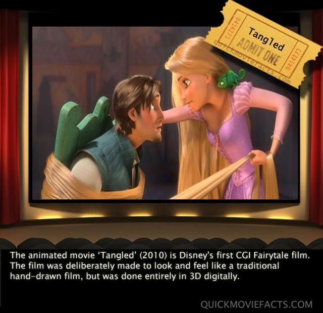 And, it was Disney's greatest, if you ask me. (Along with the Toy Story movies and Treasure Planet).