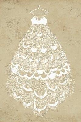 Intricate Dress.