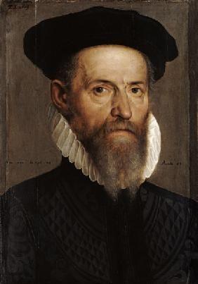 彼の肖像画は、ハンス·ホルバイン(子)、のものと類似点がある#のStimmerを